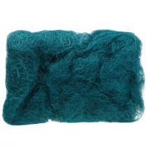 Sisal bleu-vert 250g