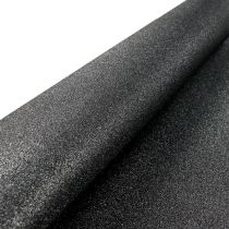 Décoration de table, chemin de table noir 50 cm 3 m
