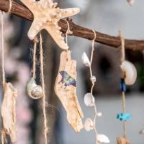 Bois d'insecte suspendu décoratif 9-13cm 36p