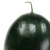 Pastèque Artificielle Vert 30cm