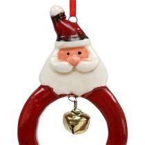 Suspensions de Noël 8cm - 10cm 3pcs