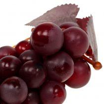 Raisins 15cm rouge