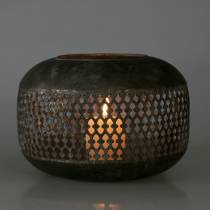 Lanterne Orient Antique Ø25cm H18cm