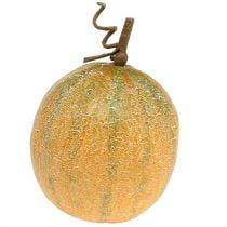 Cantaloup melon décoratif Ø14cm