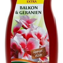 Engrais pour plantes Chrysal Balcony et engrais à base de géranium (1,2 l)