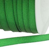 Ruban cadeau et décoration 6mm x 50m vert foncé