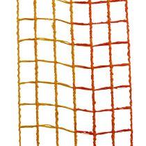 Ruban grillagé bicolore 4,5 cm x 10 m 5 rouleaux