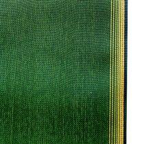 Ruban pour couronne moiré vert foncé