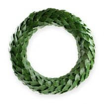 Couronne de laurier Ø 46 cm vert