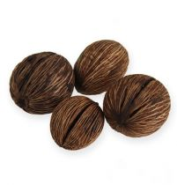 Boule Mintolla naturel assorti 15pcs