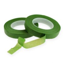 OASIS® Flower Tape vert clair 13 mm 2 pièces