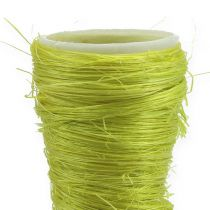 Cornet en sisal vert clair Ø 4,5 cm L. 60 cm 5 p.