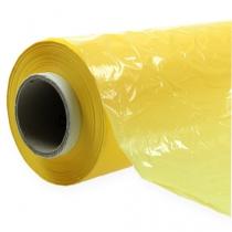 Film étirable jaune 23µ, 50 cm x 260 m