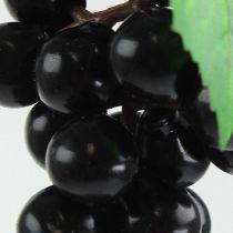 Mini raisins artificiels noirs 9cm