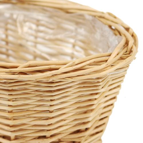 panier pain ovale env 35 cm corc boutique en ligne d accessoires pour fleuristes et d. Black Bedroom Furniture Sets. Home Design Ideas