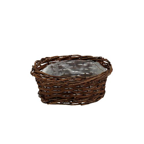 panier pain ovale non corc 20 cm h 8 cm boutique en ligne d accessoires pour fleuristes. Black Bedroom Furniture Sets. Home Design Ideas
