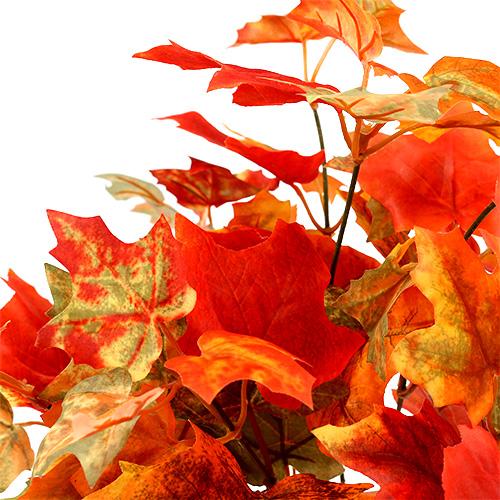 Buisson artificiel de feuilles de vigne 45 cm boutique for Buisson synthetique