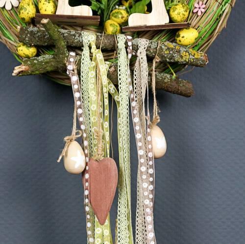 Œufs de caille assortiment vert, naturel 3 cm 72 p.