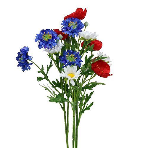 Bouquet e fleurs des champs 55 cm