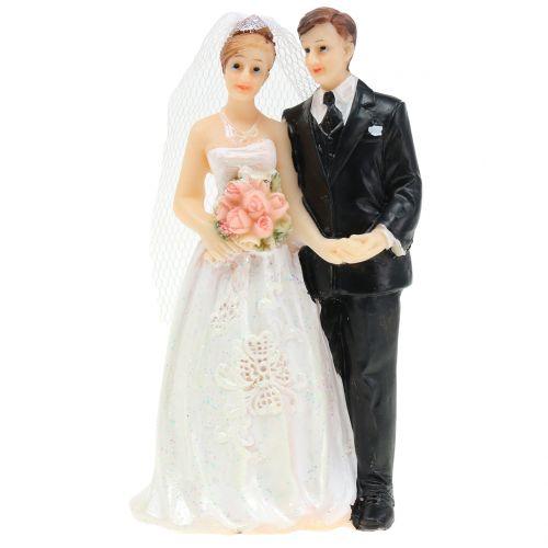 Couple de mariage, couple de mariage 10,5cm