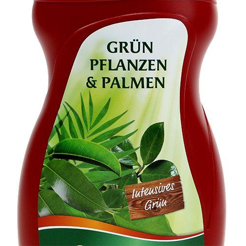 Plantes vertes Chrysal et palmiers 500ml