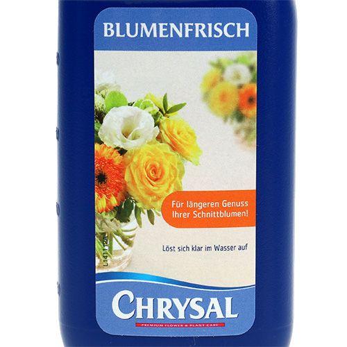 Chrysal fleurs coupées claires fraîches 250ml