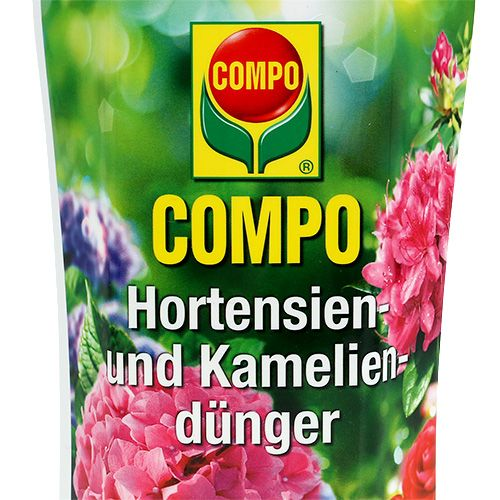 Engrais Compo Hortensia et Camélia 1L
