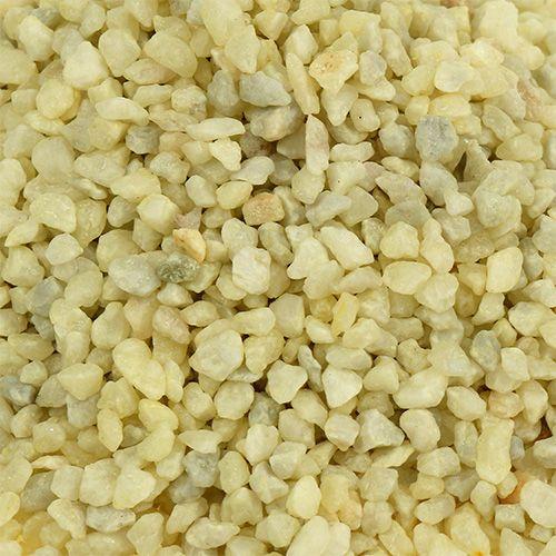 Granulé décoratif 2 mm - 3 mm 2 kg de champagne