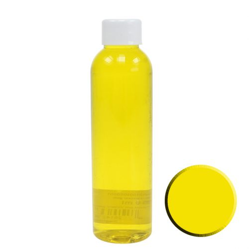 Colorant pour eau jaune 150 ml