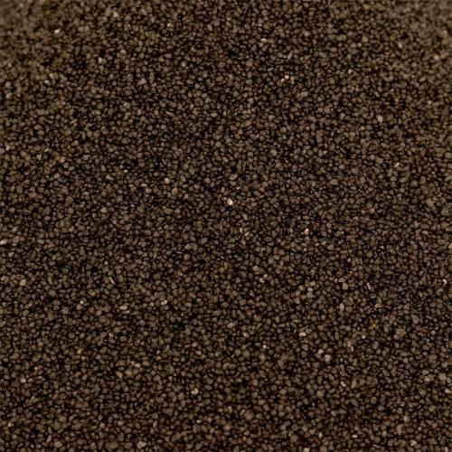Couleur sable 0,5 mm marron 2 kg