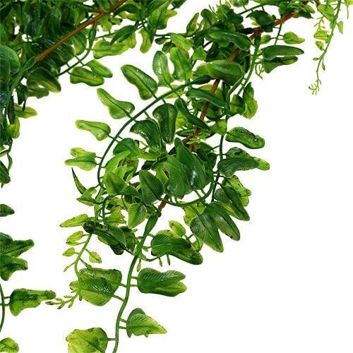 Forêt Fougère Vert 27 Leaf Bush artificielle 40 cm