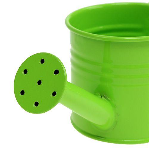 Arrosoir vert mix Ø7.5cm H7.5cm 8pcs