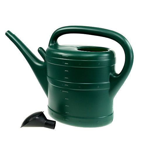 Arrosoir 10 litres vert foncé