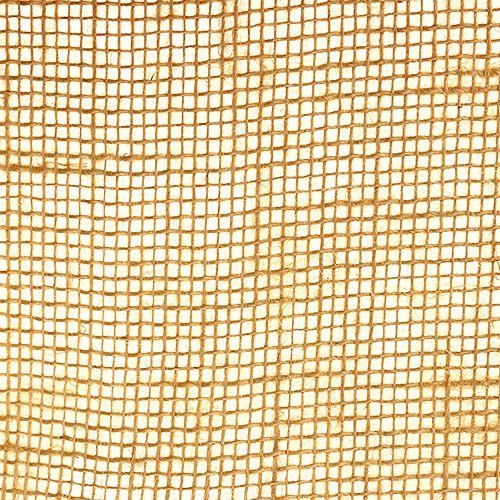 Chemin de table ruban de jute naturel 30cm 10m