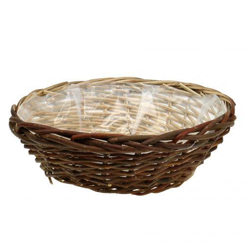Corbeille bol à plantes Ø40cm H13cm