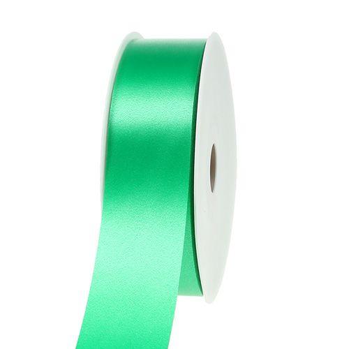 Ruban à friser 40 mm 100 m vert