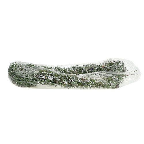 Guirlande de mélèze verte avec cônes 180cm
