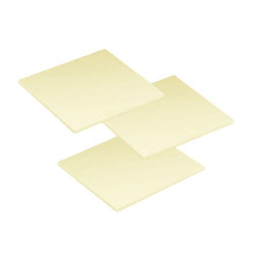 Plaques OASIS Designer, couleur ivoire, lot de 3