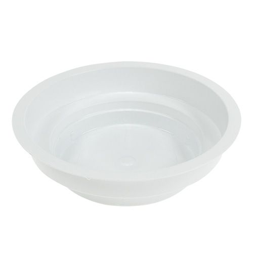 Coupe junior OASIS® 12 cm, blanc 25 p.