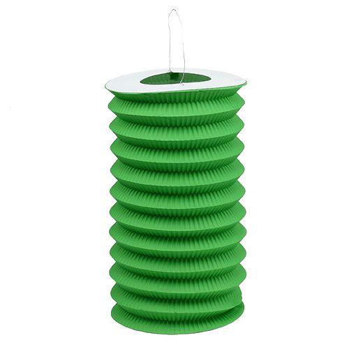 Lanterne en papier Ø 15 cm diff. couleurs 4 p.