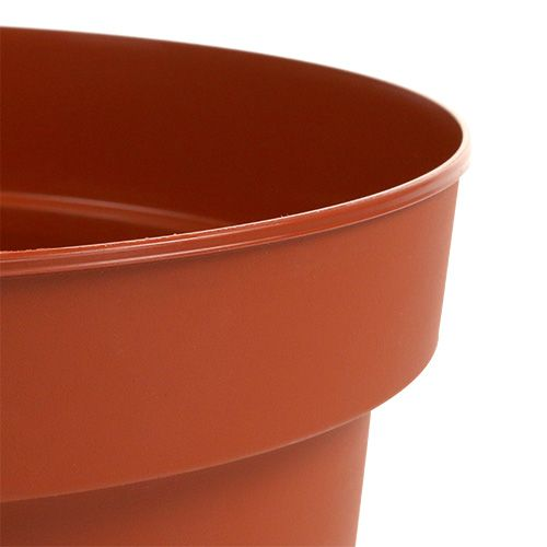 Cache-pot plastique Ø17cm 10pcs