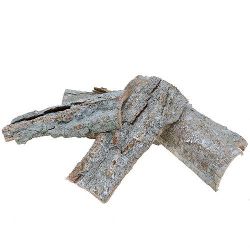 Écorce artisanale lavée à la chaux 13cm 1kg