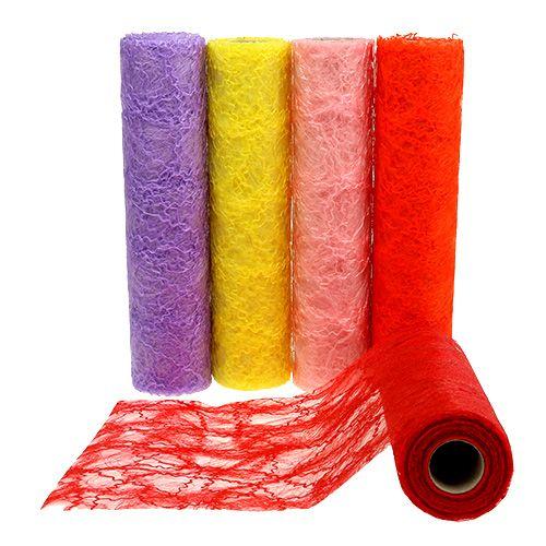 Chemin de table intissé coloris au choix 30 cm 10 m
