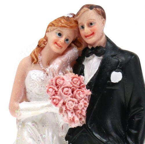 Tarte figure de mariée 13cm