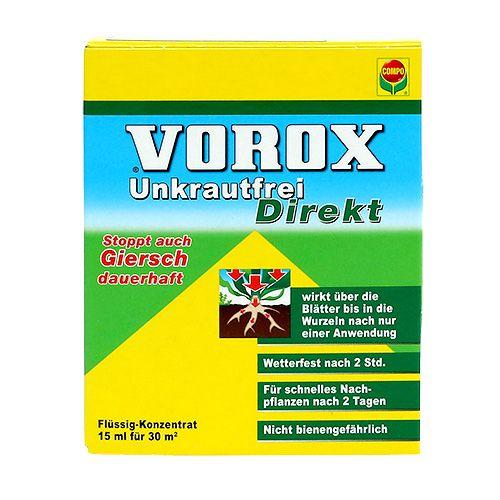 Compo Vorox sans mauvaises herbes contre Giersch 15ml