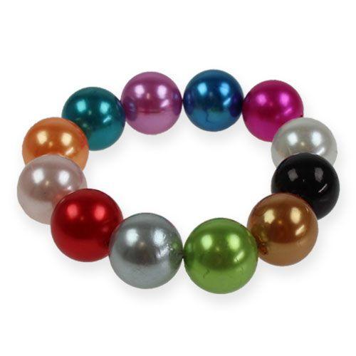 Perles décoratives Ø 2 cm 12 p.