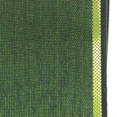 Ruban guirlande vert foncé 75mm 25m
