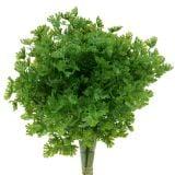 Persil artificiel vert 26 cm 3 p.
