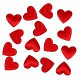 Mélange de cœurs en rouge 800P